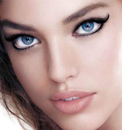 آموزش خودآرایی آرایش چشم