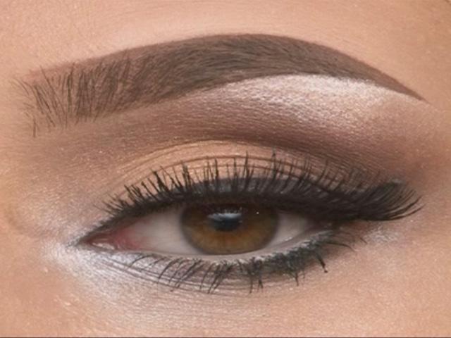 طراحی چشم، سایه زدن، آرایش چشم