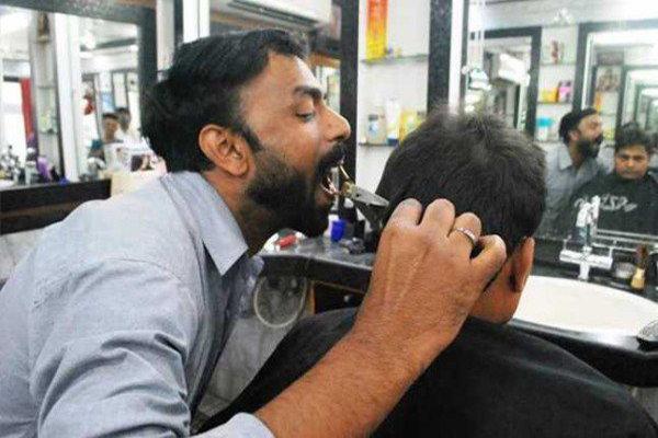 آرایشگری در هند