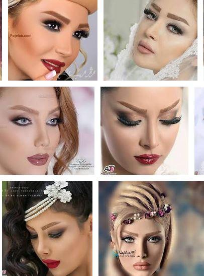 فیلم آموزش گریم تخصصی عروس - آموزش تخصصی گریم و میکاپ - آموزش گریم عروس در تهران - آموزش گریم عروس چهره سازان