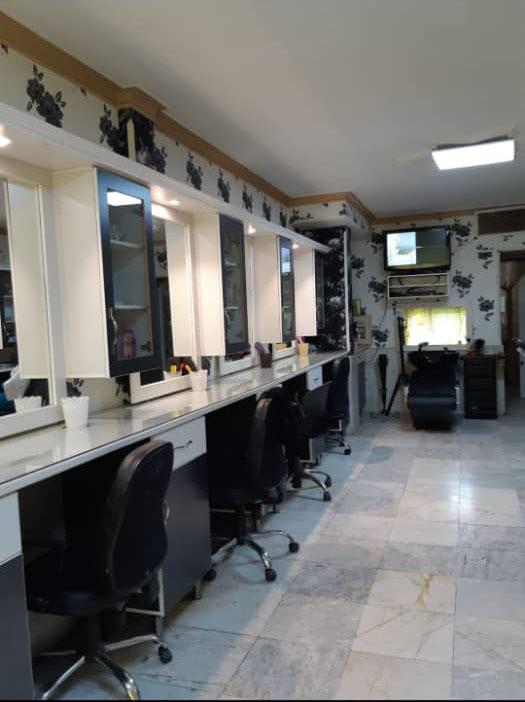 عکس داخل آموزشگاه آرایشگری نقوی در نارمک