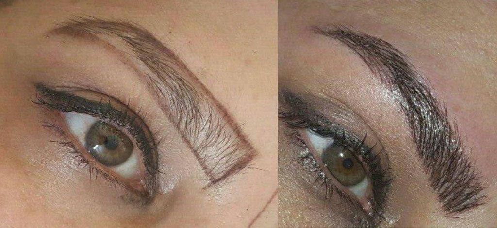 آموزش آرایش دائم صورت ، آموزش آرایش دائم فنی و حرفه ای