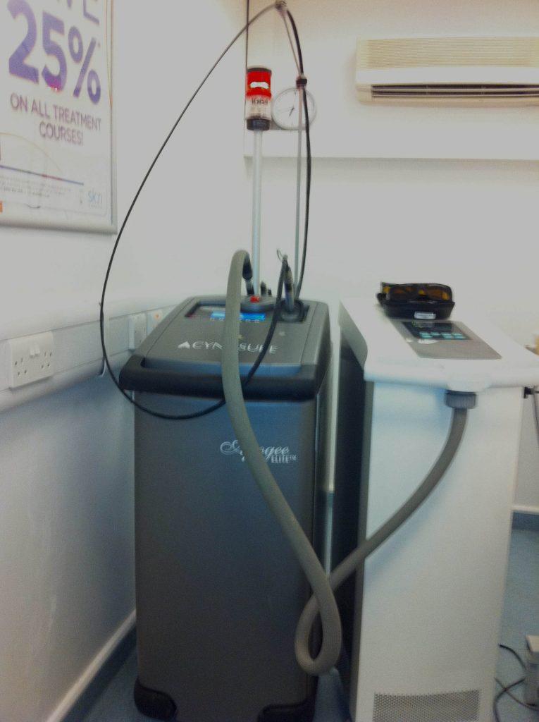 دستگاه لیزر اپیلاسیون