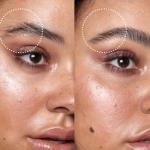 آموزش اصلاح ابرو و صورت زنانه با مدرک فنی و حرفه ای