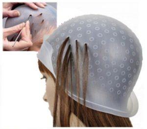 مش کردن مو با کلاه