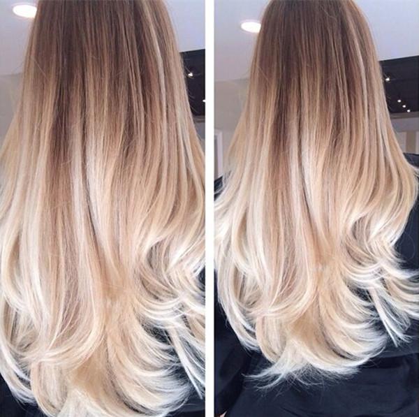 رنگ و مش مو ، تکنیک آمبره مو ، اصطلاحات آرایشگری زنانه