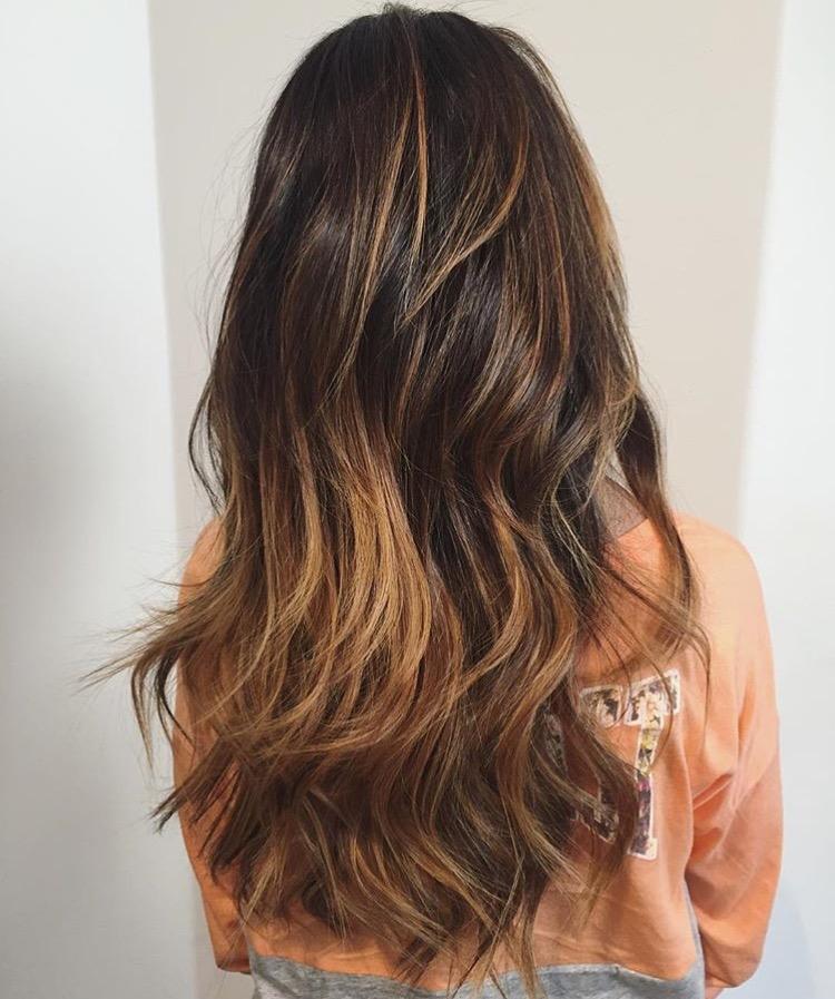 تکنیک رنگ مو سامبره ، سامبره مو ، اصطلاحات آرایشگری زنانه
