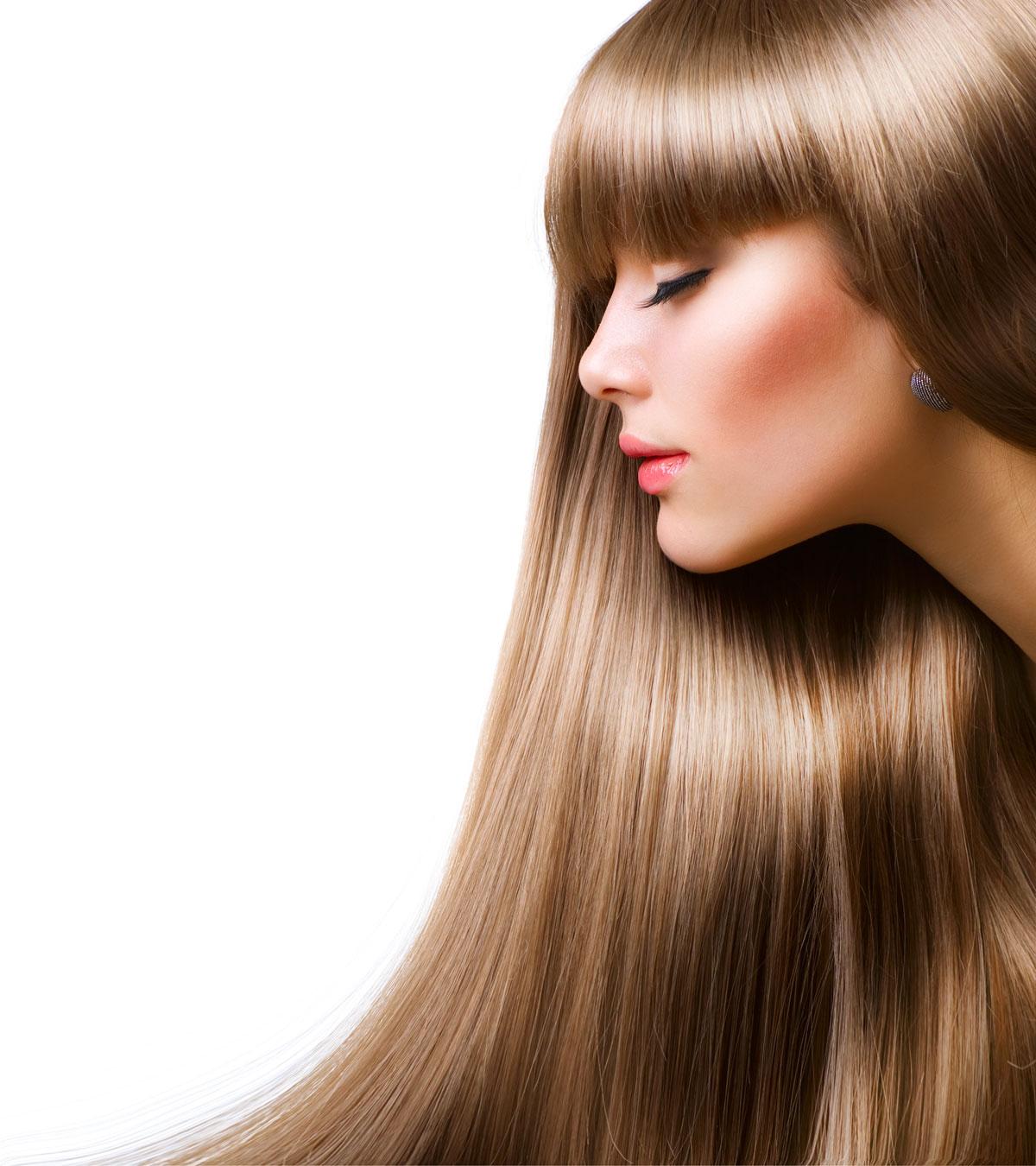 موهای آسیب دیده از ناشی از تابش آفتاب